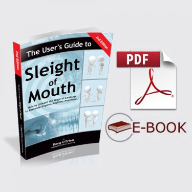 Sleight of Mouth eBOOK